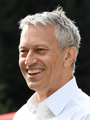 Photo of James Quincey